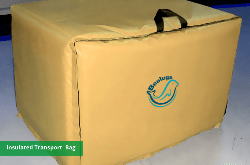 Insulated Food carry bag