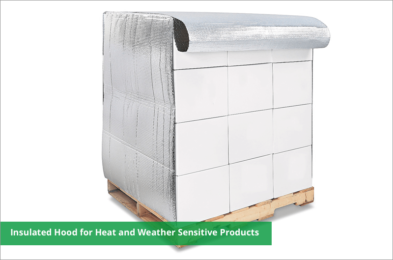 pallet insulation material