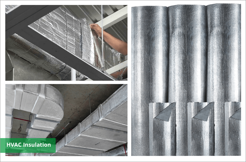 reflective insulation manufaturer
