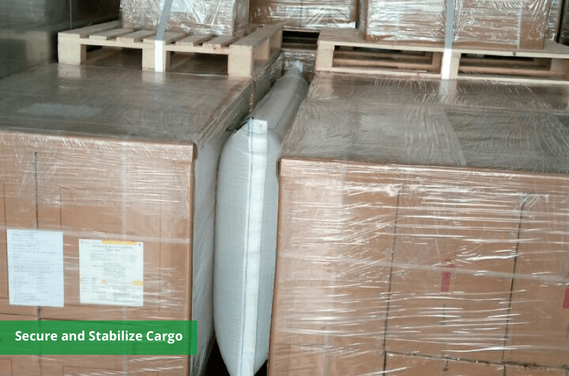 dunnage bag usage