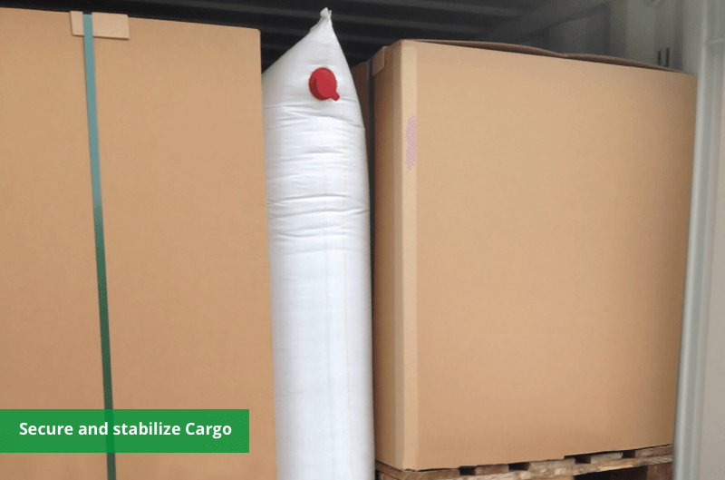 Plastic air dunnage bag