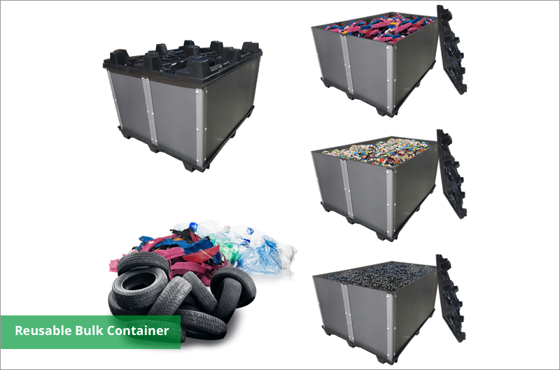 extra large plastic storage container