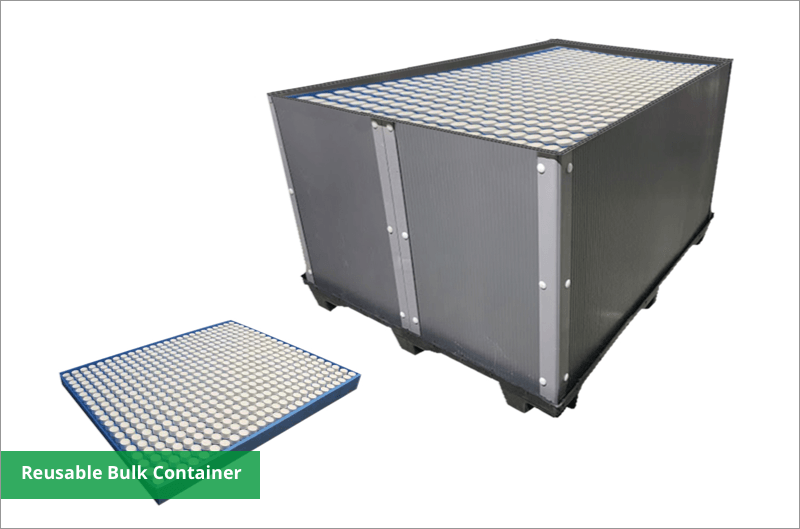 storage pp palstic container