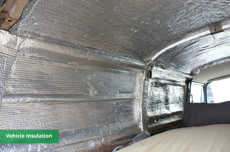 vehicle insulation suppliers