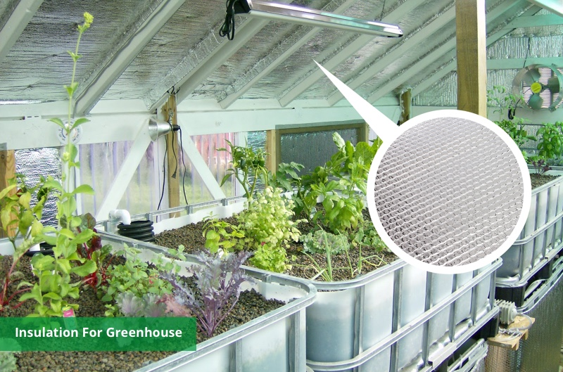 green house insulation