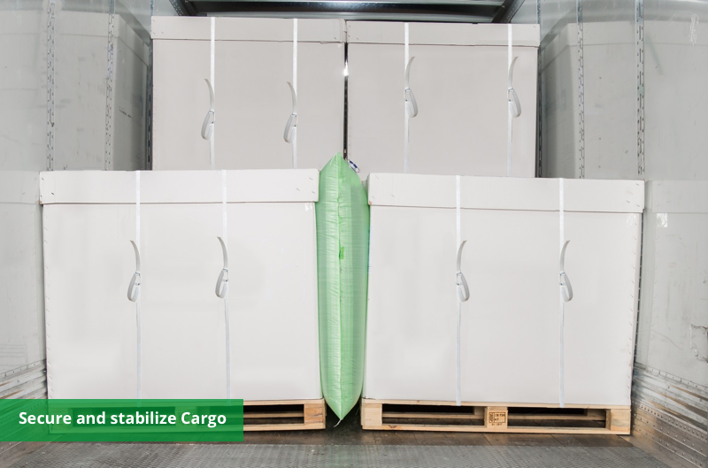 dunnage bag container